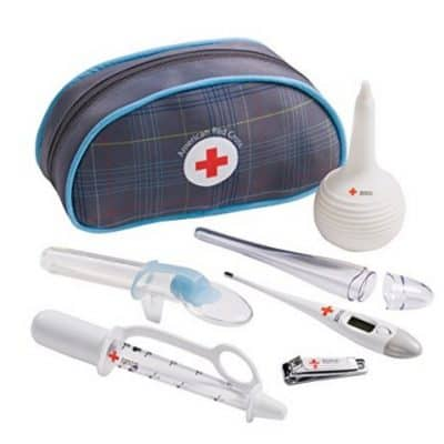 Save 33% on the The First Years American Red Cross Baby Healthcare Kit, Free Shipping Eligible!