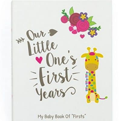Save 50% on the Ronica Baby Memory Book, Free Shipping Eligible!