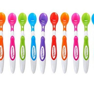 Save 49% on the Munchkin 12 Piece Soft-Tip Infant Spoons, Free Shipping Eligible!