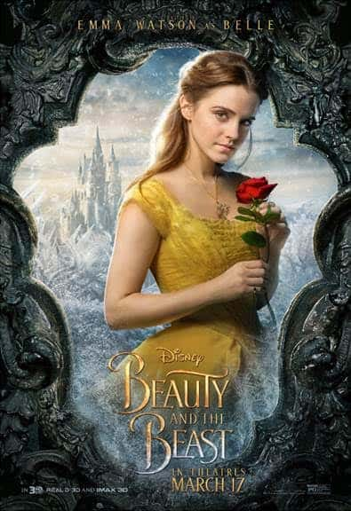 all beauty and the beast posters