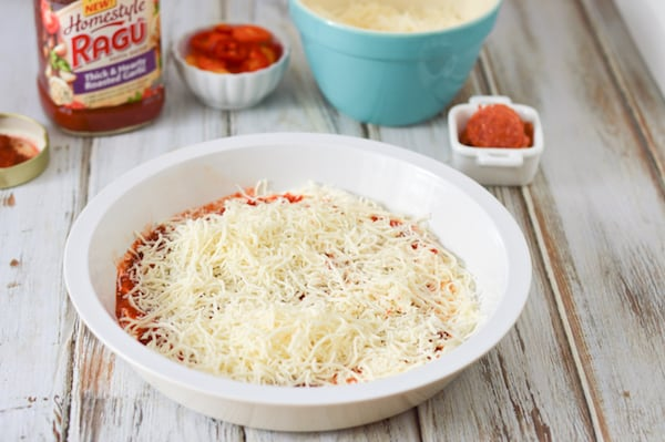 pizza dip with cream cheese recipe