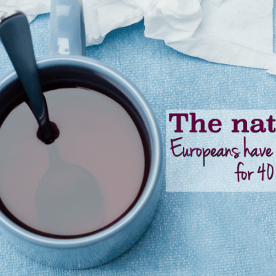 Natural Cold Remedies: The Secret Way Europeans Have Been Treating Colds for 40 Years!