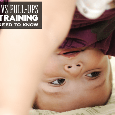 Training Pants vs Pull Ups: Which One is Best for Potty Training?