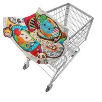 Save 50% on the Infantino Play and Away Cart Cover and Play Mat, Free Shipping Eligible!