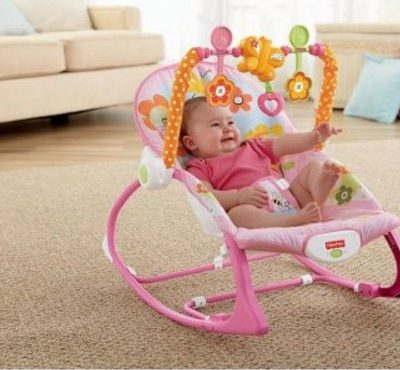 Fisher-Price Infant-to-Toddler Rocker Sleeper just $19.88, Free Shipping Eligible!