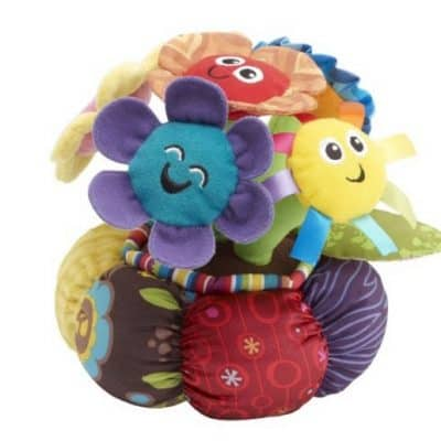 Save 45% on the Lamaze Soft Chime Garden, Free Shipping Eligible!
