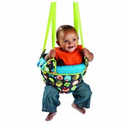Save 40% on the Evenflo ExerSaucer Door Jumper, Free Shipping Eligible!