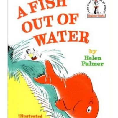 Save Up to 60% on Select Dr Suess Books (A Fish Out of Water only $3.89!), Free Shipping Eligible!
