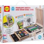 Save 60% on the ALEX Toys Artist Studio Traveler's Sketch and Draw Easel Case, Free Shipping Eligible!