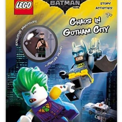 Save 27% on the Chaos in Gotham City (The LEGO Batman Movie: Activity Book with Minfigure), Free Shipping Eligible!