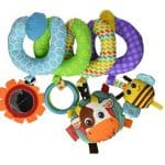 Save 45 on the Lamaze Soft Chime Garden Free Shipping Eligible
