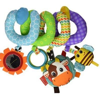 Save 51% on the Infantino Spiral Activity Toy, Free Shipping Eligible!