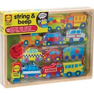 Save 55% on the ALEX Toys Little Hands String and Beep, Free Shipping Eligible!