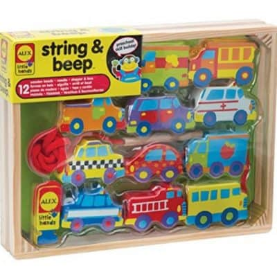 Save 34% on the ALEX Toys Little Hands String and Beep, Free Shipping Eligible!