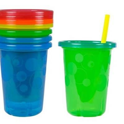 Save 57% on the The First Years Take & Toss Spill-Proof Straw Cups, Free Shipping Eligible!