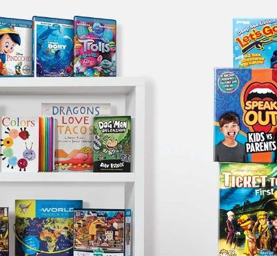 Target Online Deal: Buy 2 Get 1 Free Board Games, Puzzles, Movies and More!