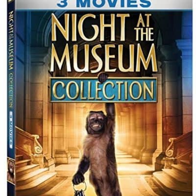 Save 57% on the Night at the Museum 3-Movie Collection, Free Shipping Eligible!