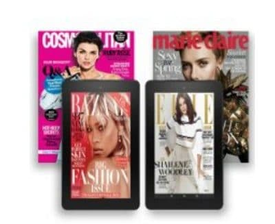 Amazon Magazine Deal: Best-Selling Magazines Only $3.99 for a 12-Month Subscription!