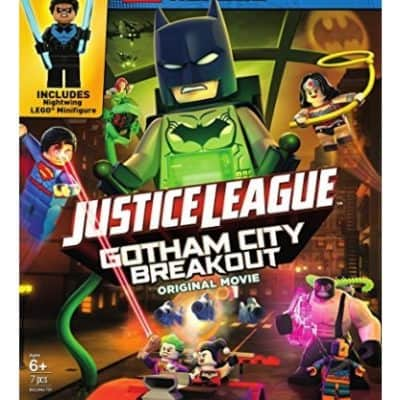 Save 30% on the LEGO DC Super Heroes: Justice League: Gotham City Breakout, Free Shipping Eligible!