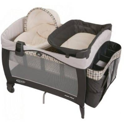 Save 40% on the Graco Pack 'N Play with Newborn Napper Elite, Free Shipping Eligible!