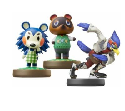 Save Up to 61% or More Off Select Nintendo amiibo Gaming Figures and Crossing Cards, Free Shipping Eligible!