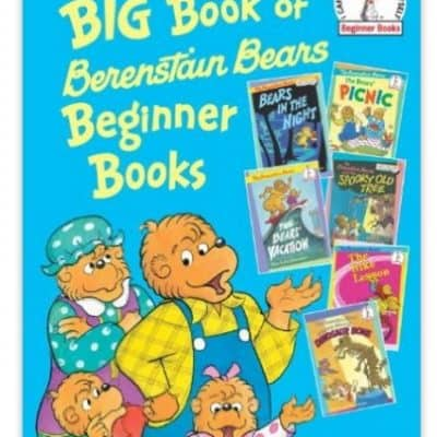 Save 59% on The Big Book of Berenstain Bears Beginner Books, Free Shipping Eligible!