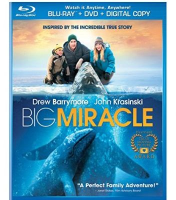 Save 73% on the Big Miracle (Blu-ray & DVD Combo Disc + Digital Copy + UltraViolet), Free Shipping Eligible!