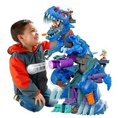 Save 56% on the Fisher-Price Imaginext Ultra T-Rex, Free Shipping Eligible!