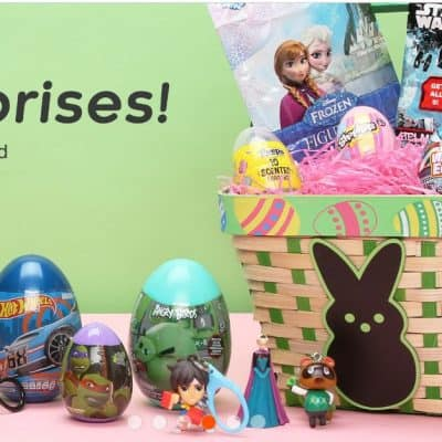 Easter Basket Items Starting at $1, Disney Movies Starting at $2 and More!!