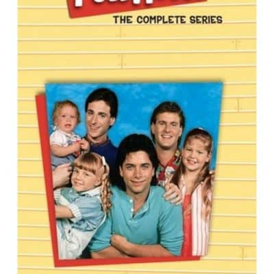 Save Over 50% on the Full House: The Complete Series Collection, Free Shipping Eligible!