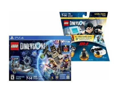 Save Up To 45% off Select LEGO Dimensions Packs!