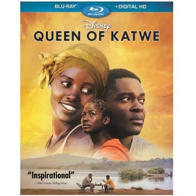 Queen of Katwe Now Available on Blu-ray, DVD and Digital HD