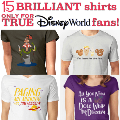 unique disney shirts