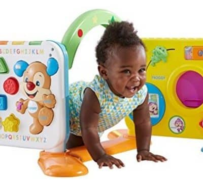 Save 60% on the Fisher-Price Laugh & Learn Crawl-Around Learning Center, Free Shipping Eligible!