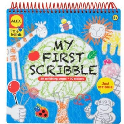Save 41% on ALEX Toys Little Hands First Scribble, Free Shipping Eligible!