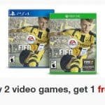 Target Online Deal: Buy 2 Get 1 Free on Select Video Games, Free Shipping Eligible!