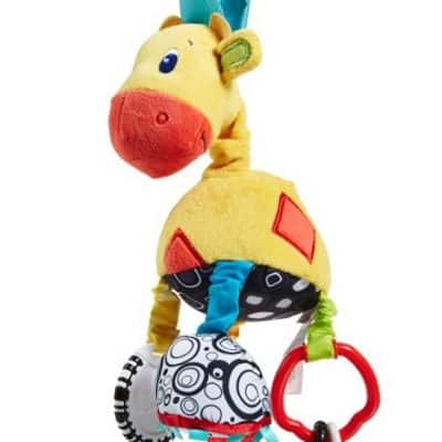 Save 47% on the Bright Starts Start Your Senses Sensory Giraffe, Free Shipping Eligible!