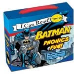 Save 54% on the Batman Classic: Batman Phonics Fun (My First I Can Read), Free Shipping Eligible!