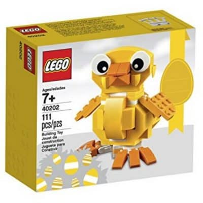 Lego Easter Chick only $9.99, Free Shipping Eligible!