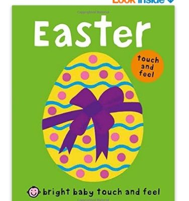 Save 24% on the Bright Baby Touch and Feel Easter Children's Book, Free Shipping Eligible!