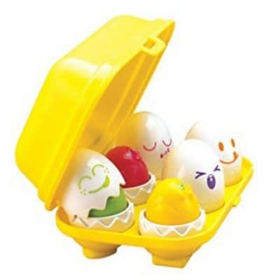 Save 24% on the Tomy Hide & Squeak Eggs, Free Shipping Eligible!