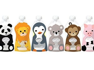 Save 60% on the Squooshi Reusable Animal Food Pouches, Free Shipping Eligible!