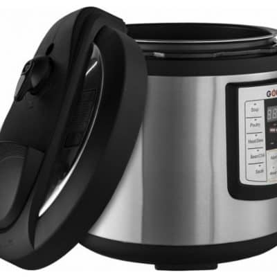 Best Buy Deal of the Day: Save 50% on the Gourmia 6-Quart Pressure Cooker! Free Shipping!