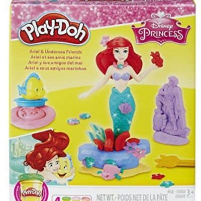 Play-Doh Ariel And Undersea Friends Toy only $4.78, Free Shipping Eligible! {Great Easter Basket Item!}