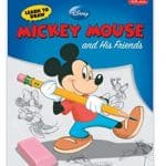 Save 50% on the Learn to Draw Disney's Mickey Mouse and His Friends or Best of Nickelodeon, Free Shipping Eligible!