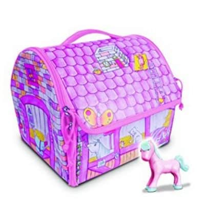 Save 35% on the Neat-Oh! Everyday Zip Bin Pony Play Set, Free Shipping Eligible!