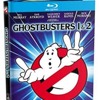 Ghostbusters / Ghostbusters II (4K-Mastered + Included Digibook) [Blu-ray] only $9.99, Free Shipping Eligible!