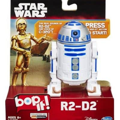 Save 31% on the Star Wars Bop It Game, Free Shipping Eligible!