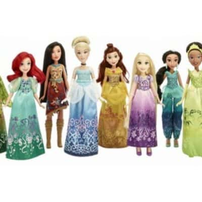 Save $50 on the Disney Princess Shimmering Dreams Collection, Free Shipping Eligible!