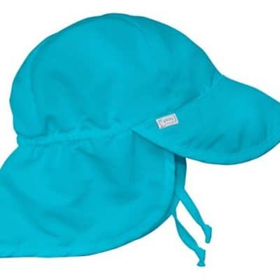 i Play Baby & Toddler Flap Sun Protection Swim Hats as low as $8.00, Free Shipping Eligible!
